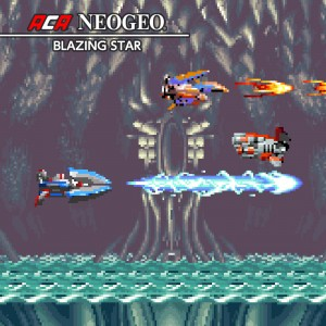 Cover ACA NEOGEO BLAZING STAR