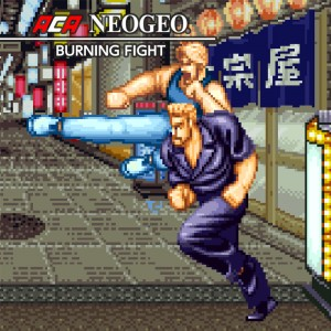 Cover ACA NEOGEO BURNING FIGHT