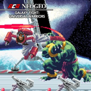 Cover ACA NEOGEO GALAXY FIGHT: UNIVERSAL WARRIORS