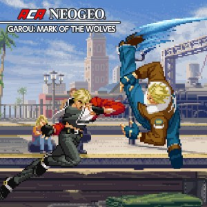 Cover ACA NEOGEO GAROU: MARK OF THE WOLVES
