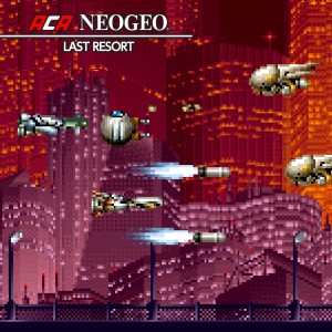 Cover ACA NEOGEO LAST RESORT