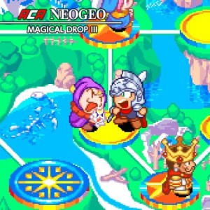 Cover ACA NEOGEO MAGICAL DROP III