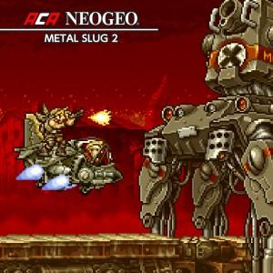 Cover ACA NEOGEO METAL SLUG 2