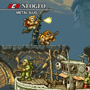 Cover ACA NEOGEO METAL SLUG
