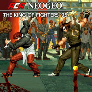 Cover ACA NEOGEO THE KING OF FIGHTERS '95