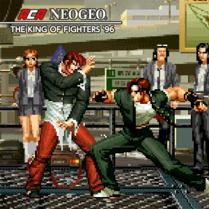 Cover ACA NEOGEO THE KING OF FIGHTERS '96