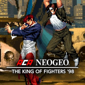Cover ACA NEOGEO THE KING OF FIGHTERS '98