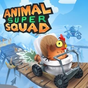 Cover Animal Super Squad