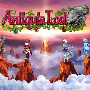 Cover Antiquia Lost