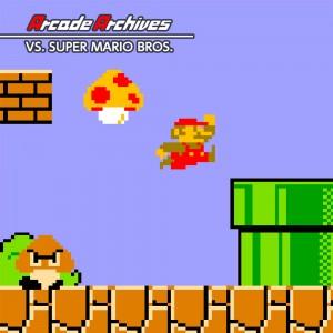 Cover Arcade Archives VS. SUPER MARIO BROS.