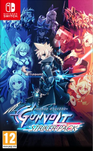 Cover Azure Striker GUNVOLT: STRIKER PACK