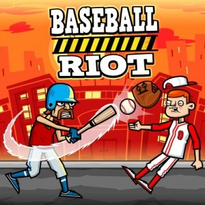 Cover Baseball Riot (Nintendo Switch)