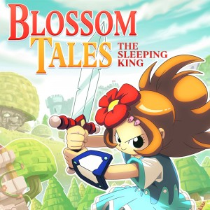 Cover Blossom Tales: The Sleeping King