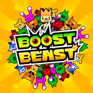 Cover BOOST BEAST