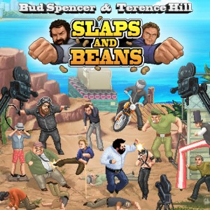 Cover Bud Spencer & Terence Hill - Slaps And Beans