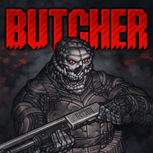 Cover BUTCHER