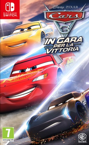 Cover Cars 3: Driven to Win