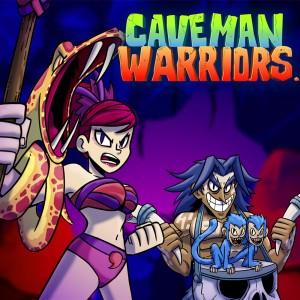 Cover Caveman Warriors