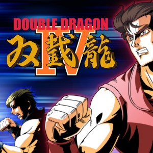Cover Double Dragon 4