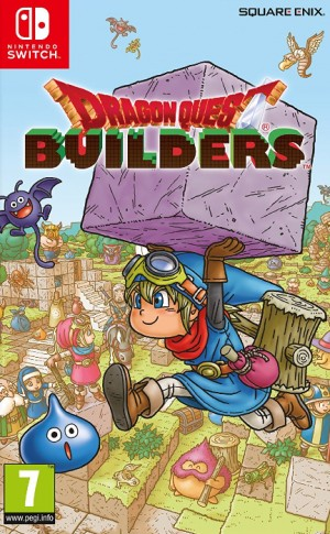 Cover Dragon Quest Builders (Nintendo Switch)