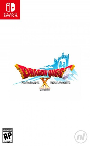 Cover Dragon Quest X Online