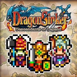 Cover Dragon Sinker