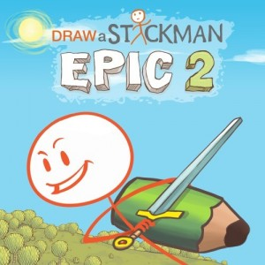 Cover Draw a Stickman: EPIC 2