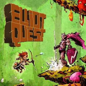 Cover Elliot Quest
