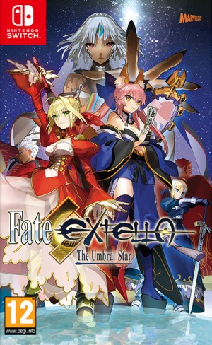 Cover Fate/EXTELLA: The Umbral Star