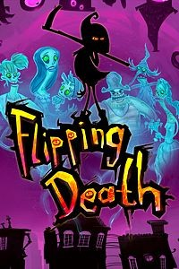Cover Flipping Death (Nintendo Switch)
