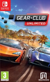 Cover Gear.Club Unlimited