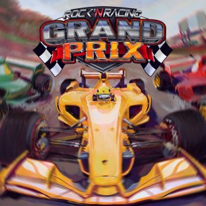Cover Grand Prix Rock 'N Racing