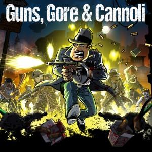 Cover Guns, Gore & Cannoli