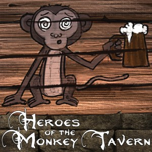 Cover Heroes of the Monkey Tavern