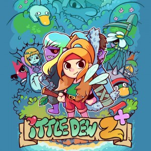 Cover Ittle Dew 2+