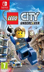 Cover LEGO® CITY Undercover (Nintendo Switch)