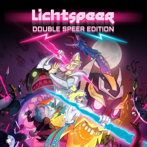 Cover Lichtspeer: Double Speer Edition