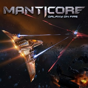Cover Manticore - Galaxy on Fire