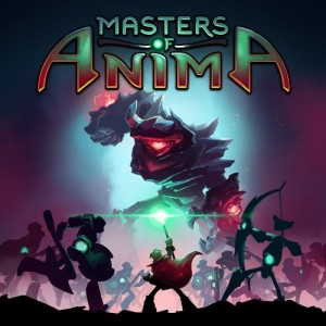 Cover Masters of Anima