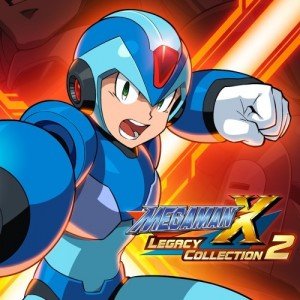 Cover Mega Man X Legacy Collection 2 (Nintendo Switch)