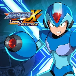 Cover Mega Man X Legacy Collection (Nintendo Switch)