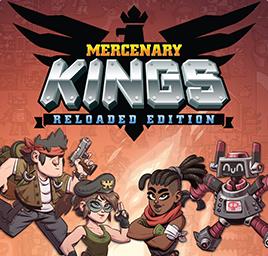 Cover Mercenary Kings: Reloaded Edition