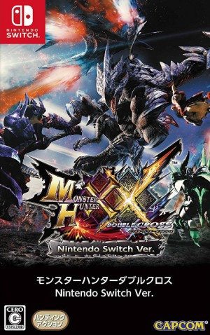 Cover Monster Hunter Generations Ultimate (Nintendo Switch)