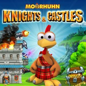 Cover Moorhuhn Knights & Castles