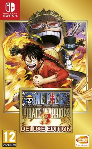 Cover One Piece: Pirate Warriors 3 - Deluxe Edition (Nintendo Switch)