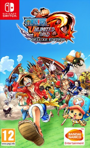 Cover One Piece: Unlimited World Red - Deluxe Edition