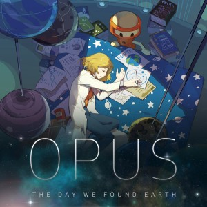 Cover OPUS: The Day We Found Earth