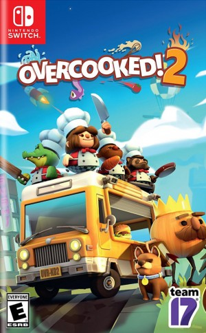 Cover Overcooked! 2 (Nintendo Switch)