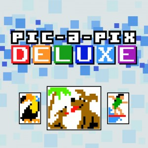 Cover Pic-a-Pix Deluxe