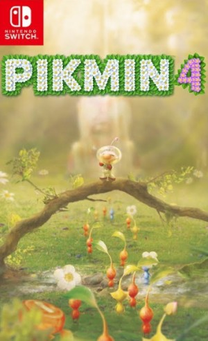 Cover Pikmin 4